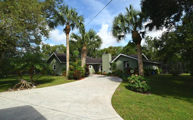 4437 SW Cherokee Street, Palm City, FL 34990 (#RX-10465735) :: Blue to Green Realty