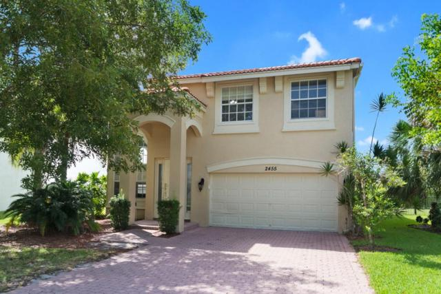 2455 Sawyer Terrace, Wellington, FL 33414 (#RX-10465857) :: Blue to Green Realty