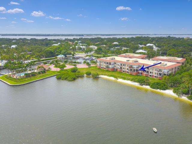 1521 NE Outrigger Landings Drive 3-204, Jensen Beach, FL 34957 (#RX-10465889) :: The Reynolds Team/Treasure Coast Sotheby's International Realty
