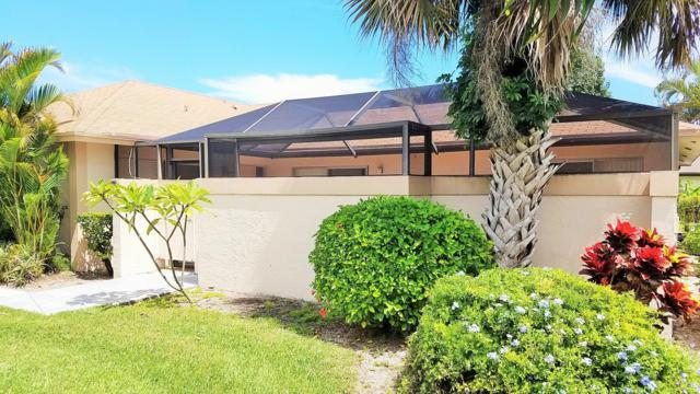 111 Bent Arrow Drive C, Jupiter, FL 33458 (#RX-10465894) :: Blue to Green Realty