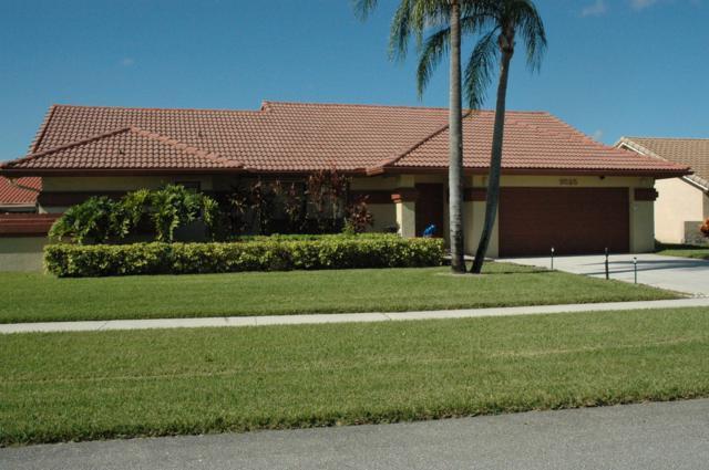 9525 Majestic Way, Boynton Beach, FL 33437 (#RX-10465926) :: Blue to Green Realty