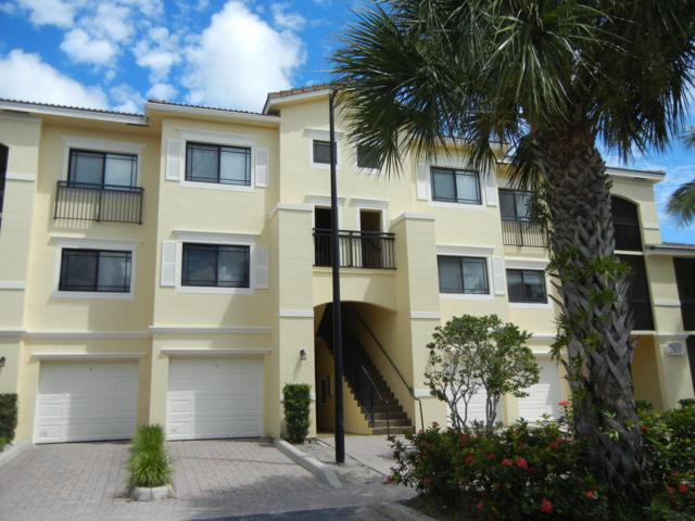 2805 Veronia Drive #202, Palm Beach Gardens, FL 33410 (#RX-10465938) :: Blue to Green Realty