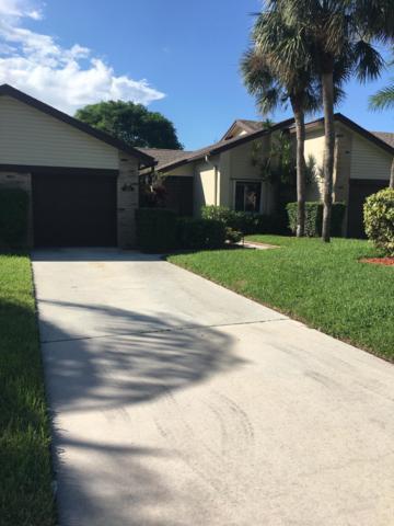 144 Village Walk Drive, Royal Palm Beach, FL 33411 (#RX-10465949) :: Blue to Green Realty