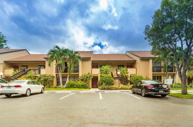 5021 Oak Hill Lane #124, Delray Beach, FL 33484 (#RX-10466024) :: Blue to Green Realty