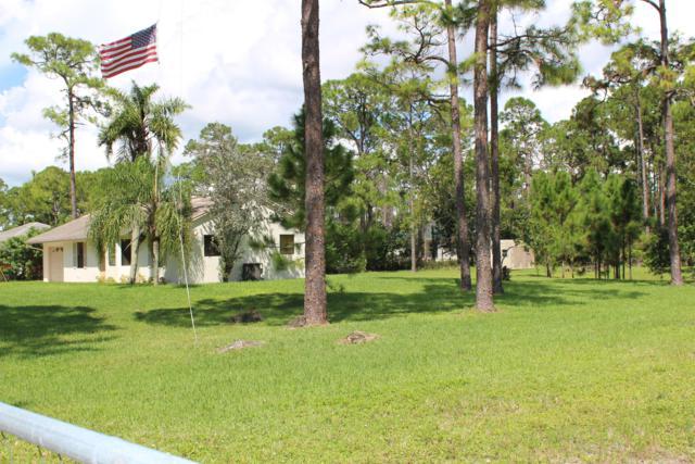17023 80th Street N, Loxahatchee, FL 33470 (#RX-10466072) :: Blue to Green Realty