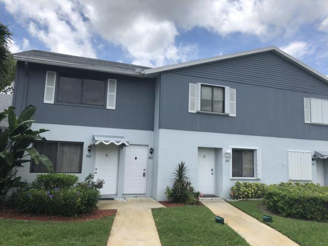 2641 Gately Drive W #903, West Palm Beach, FL 33415 (#RX-10466087) :: Blue to Green Realty