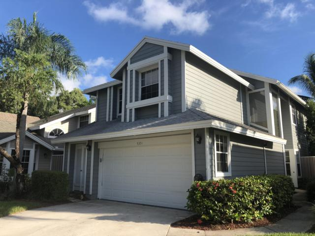 5351 Park Place Circle, Boca Raton, FL 33486 (#RX-10466107) :: Blue to Green Realty