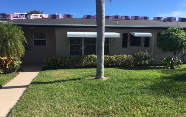 1012 E Circle Terrace B, Delray Beach, FL 33445 (#RX-10466125) :: Blue to Green Realty