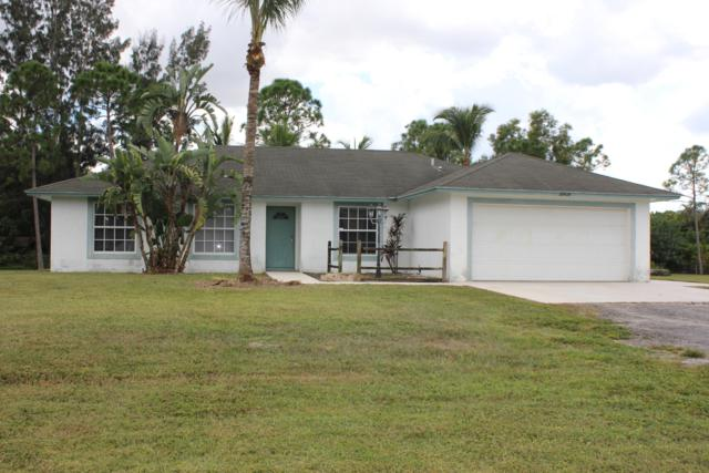 18428 46th Court N, Loxahatchee, FL 33470 (#RX-10466127) :: Blue to Green Realty