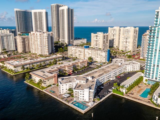 1913 S Ocean Drive #130, Hallandale Beach, FL 33009 (MLS #RX-10466147) :: Castelli Real Estate Services