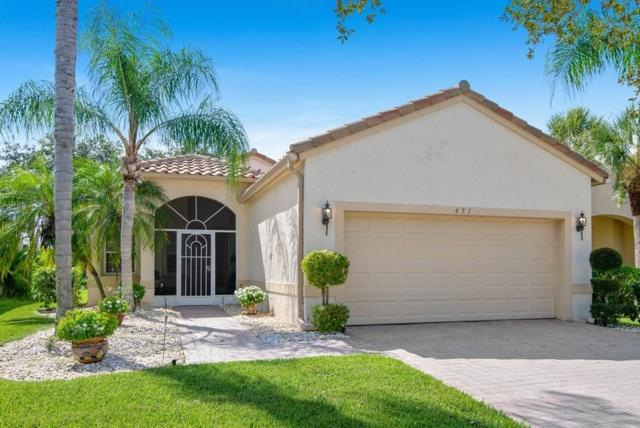 451 NW Lismore Lane, Port Saint Lucie, FL 34986 (#RX-10466165) :: Blue to Green Realty
