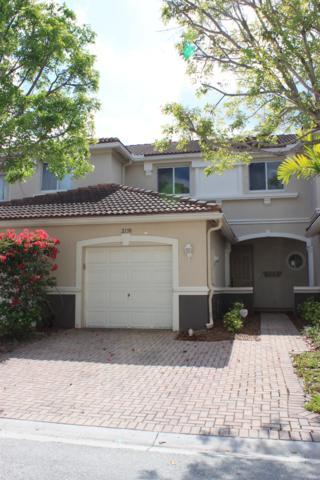2130 Oakmont Drive, Riviera Beach, FL 33404 (#RX-10466348) :: Weichert, Realtors® - True Quality Service