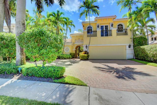 6493 Enclave Way, Boca Raton, FL 33496 (MLS #RX-10466425) :: Berkshire Hathaway HomeServices EWM Realty