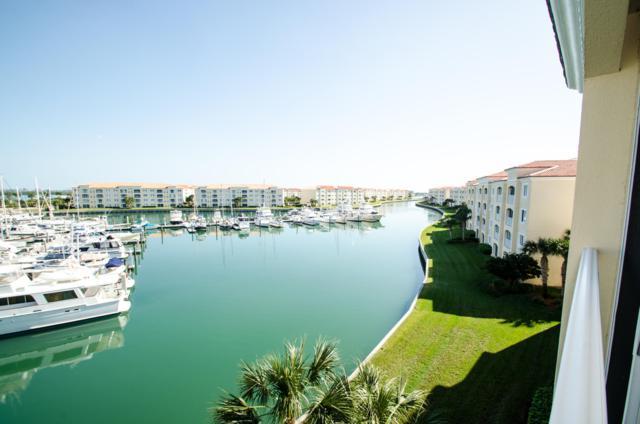 14 Harbour Isle Drive W Ph03, Fort Pierce, FL 34949 (#RX-10466485) :: The Reynolds Team/Treasure Coast Sotheby's International Realty