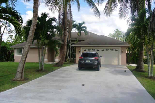 14345 Temple Boulevard, Loxahatchee, FL 33470 (#RX-10466546) :: Ryan Jennings Group