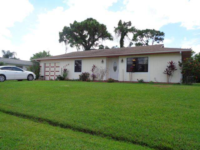 1126 SE Palm Beach Road, Port Saint Lucie, FL 34952 (#RX-10466561) :: The Reynolds Team/Treasure Coast Sotheby's International Realty