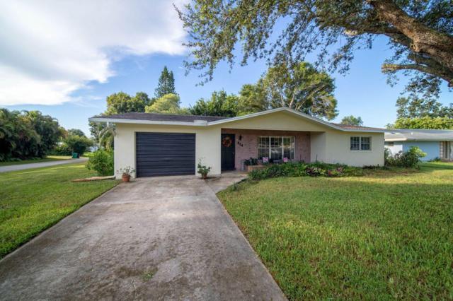 624 N Coconut Avenue, Fort Pierce, FL 34952 (#RX-10466666) :: The Reynolds Team/Treasure Coast Sotheby's International Realty