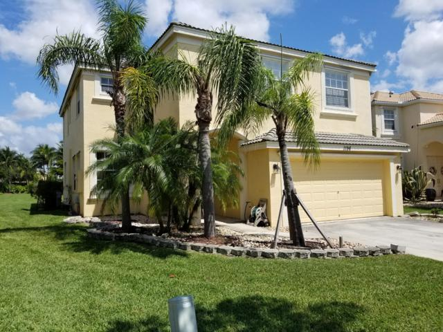 1196 Oakwater Drive, Royal Palm Beach, FL 33411 (#RX-10466699) :: Ryan Jennings Group