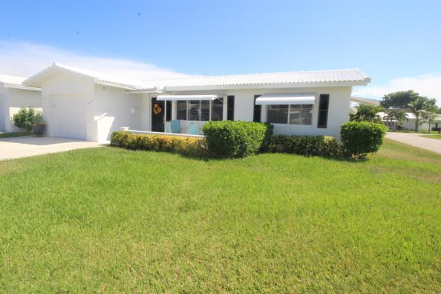 2098 SW 13th Terrace, Boynton Beach, FL 33426 (#RX-10466758) :: Ryan Jennings Group