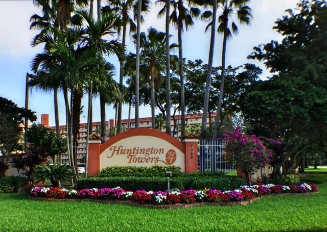 7370 S Oriole Boulevard #302, Delray Beach, FL 33446 (#RX-10466817) :: Ryan Jennings Group