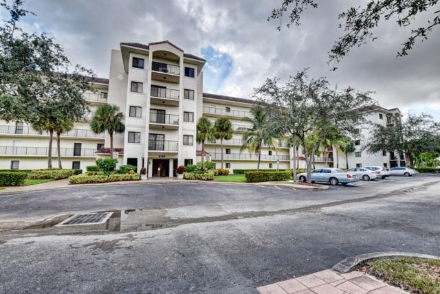 2105 Lavers Circle #512, Delray Beach, FL 33444 (#RX-10466874) :: Ryan Jennings Group