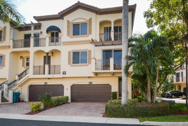 3151 Waterside Circle #3151, Boynton Beach, FL 33435 (#RX-10467035) :: Ryan Jennings Group