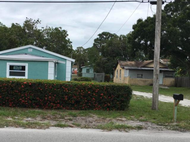 1101 N 22nd Street, Fort Pierce, FL 34950 (#RX-10467049) :: Ryan Jennings Group