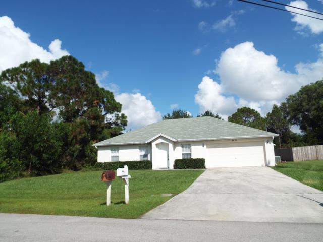 5421 NW Cromey Street, Saint Lucie West, FL 34986 (#RX-10467149) :: The Reynolds Team/Treasure Coast Sotheby's International Realty