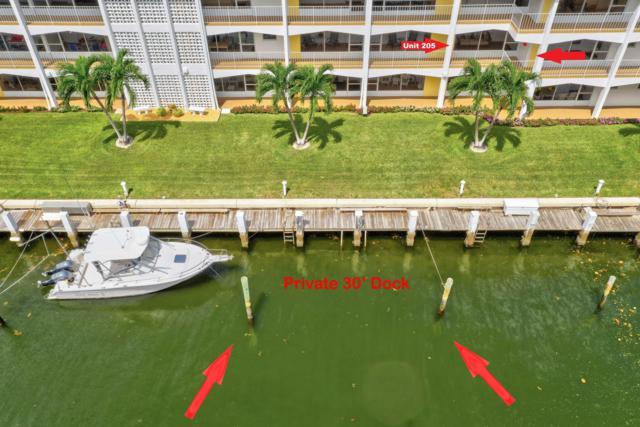 110 Shore Court #205, North Palm Beach, FL 33408 (MLS #RX-10467226) :: Berkshire Hathaway HomeServices EWM Realty