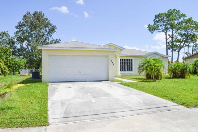 1649 SE Floresta Drive, Port Saint Lucie, FL 34983 (#RX-10467394) :: The Reynolds Team/Treasure Coast Sotheby's International Realty