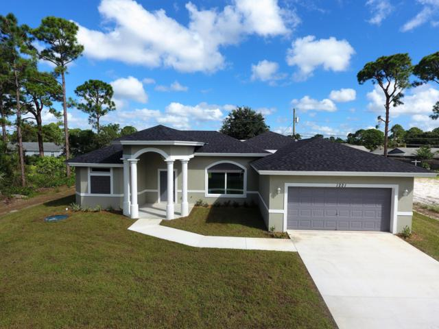 1221 SW Albenga Avenue, Port Saint Lucie, FL 34953 (#RX-10467510) :: The Reynolds Team/Treasure Coast Sotheby's International Realty