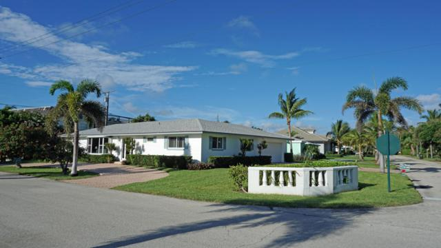 200 Linda Lane, Palm Beach Shores, FL 33404 (#RX-10468341) :: The Reynolds Team/Treasure Coast Sotheby's International Realty