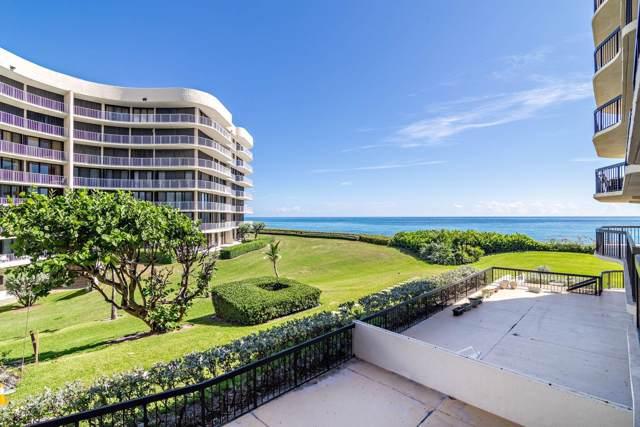 3440 S Ocean Boulevard 204N, Palm Beach, FL 33480 (#RX-10468466) :: Ryan Jennings Group