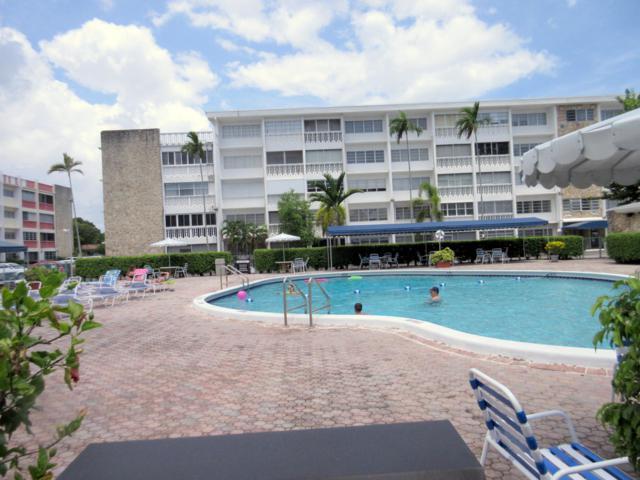 329 SE 3rd Street 305S, Hallandale Beach, FL 33009 (MLS #RX-10469188) :: Castelli Real Estate Services