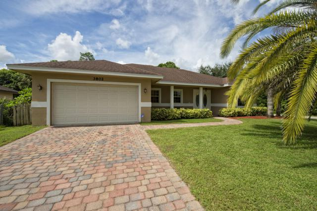 3802 SW Alice Street, Port Saint Lucie, FL 34953 (#RX-10469227) :: The Reynolds Team/Treasure Coast Sotheby's International Realty