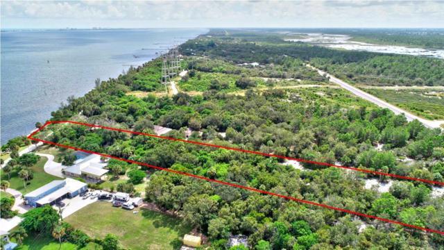 7507 S Indian River Drive, Fort Pierce, FL 34982 (#RX-10469428) :: Ryan Jennings Group