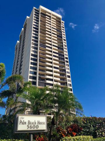 5600 N Flagler Drive #505, West Palm Beach, FL 33407 (#RX-10469656) :: Ryan Jennings Group