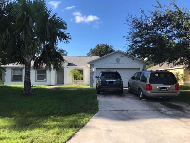 1073 SW Spataro Avenue, Port Saint Lucie, FL 34953 (#RX-10469797) :: The Reynolds Team/Treasure Coast Sotheby's International Realty