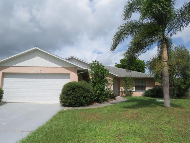 1225 SW San Esteban Avenue, Port Saint Lucie, FL 34953 (#RX-10469920) :: The Reynolds Team/Treasure Coast Sotheby's International Realty