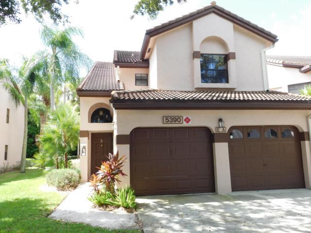 5390 Venetia Court E, Boynton Beach, FL 33437 (MLS #RX-10470135) :: Castelli Real Estate Services