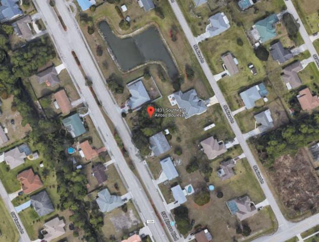 1831 SE Airoso Boulevard, Port Saint Lucie, FL 34984 (#RX-10470289) :: The Reynolds Team/Treasure Coast Sotheby's International Realty