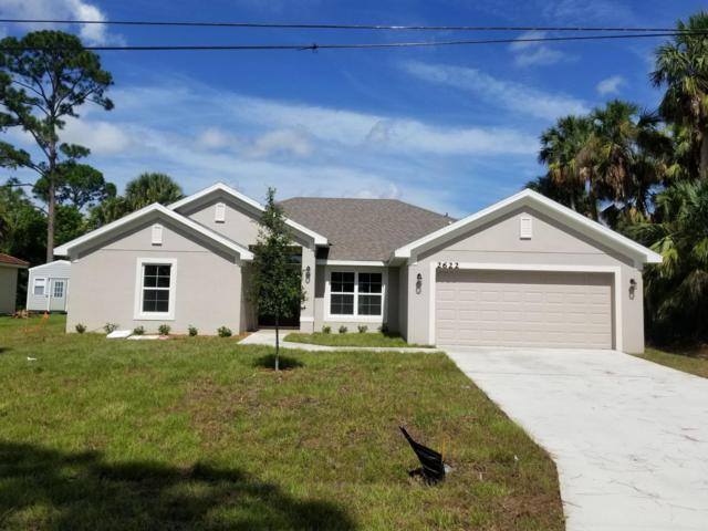 4975 NW Fitzgerald Avenue, Port Saint Lucie, FL 34983 (#RX-10470377) :: The Reynolds Team/Treasure Coast Sotheby's International Realty