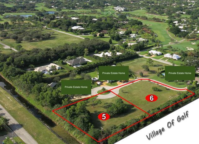 5 Turtle Grove Lane, Village of Golf, FL 33436 (#RX-10470549) :: Ryan Jennings Group