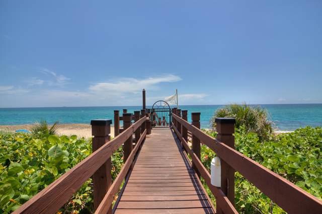 4000 N Ocean Drive #103, Singer Island, FL 33404 (#RX-10471557) :: Treasure Property Group