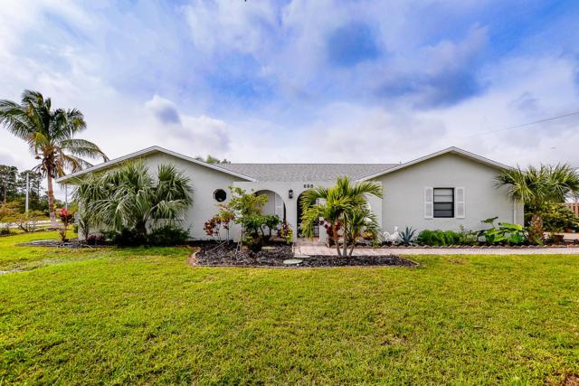 698 SE Delancey Lane, Port Saint Lucie, FL 34984 (#RX-10472206) :: The Reynolds Team/Treasure Coast Sotheby's International Realty