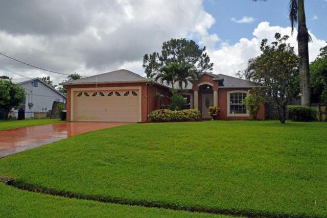 242 SW Janice Avenue, Port Saint Lucie, FL 34953 (#RX-10472231) :: Ryan Jennings Group