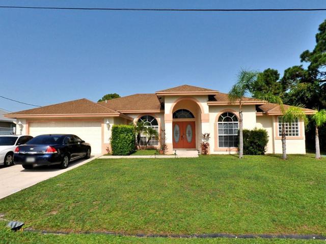525 SW Cherryhill Road, Port Saint Lucie, FL 34953 (#RX-10472311) :: The Reynolds Team/Treasure Coast Sotheby's International Realty