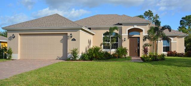 188 SW Ridgecrest Drive, Port Saint Lucie, FL 34953 (#RX-10472413) :: The Reynolds Team/Treasure Coast Sotheby's International Realty