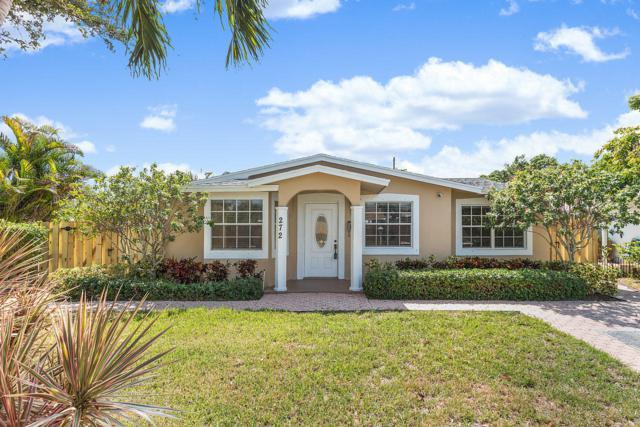 272 NE 13th Street, Delray Beach, FL 33483 (#RX-10472531) :: The Reynolds Team/Treasure Coast Sotheby's International Realty