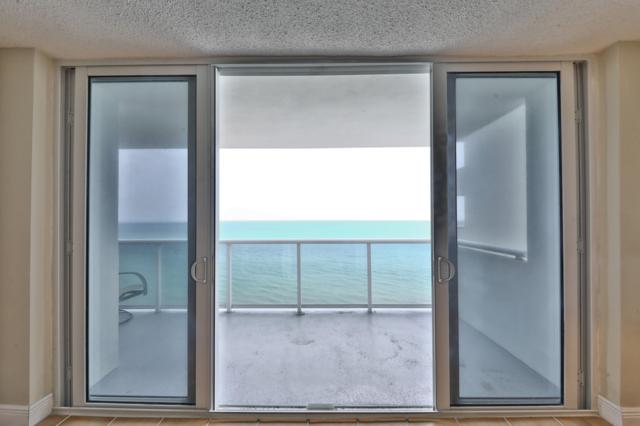3140 S Ocean Drive #1405, Hallandale Beach, FL 33009 (MLS #RX-10472624) :: Castelli Real Estate Services